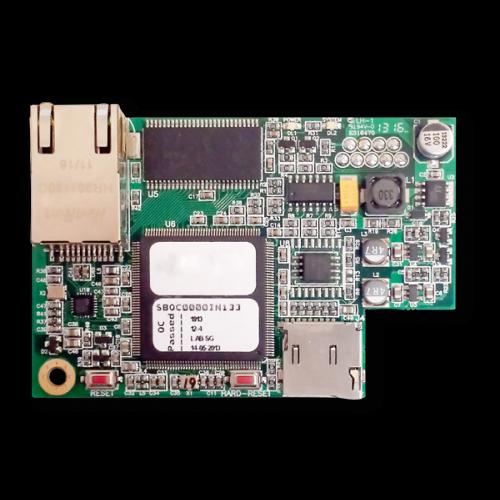 Module LAN/GSM/GPRS